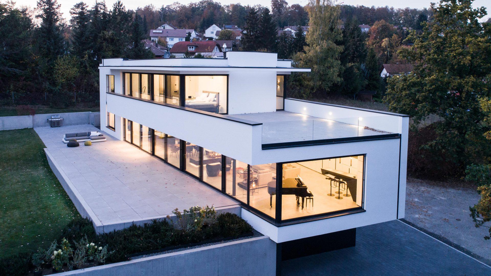 Wohnhaus M-13